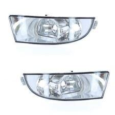 Skoda Octavia 1Z Mk2 Hatchback 4/2009-4/2013 Fog Lights Lamps 1 Pair O/S & N/S