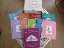 Boxed Set 10 Books The Peter Rabbit Library by Beatrix Potter (F Warne & Co) H/B