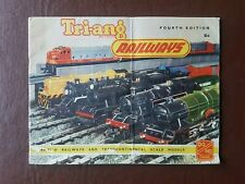 More details for tri-ang railways catalogue fourth edition 1958.