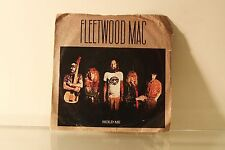 "FLEETWOOD MAC - HOLD ME / EYES OF THE WORLD   - PS - VINYL 7"" SINGLE 45  E"