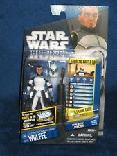 Star Wars 2011 The Clone Wars Clone Commander Wolffe CW48.