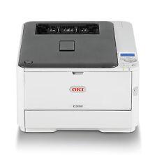 OKI C332dn color Laserdrucker duplex LAN inkl. Toner neu OVP