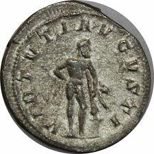 L9280 Rare GORDIAN III 238 244 AD AR Antoninianus Rome VIRTVTI AVGVSTI ->MO