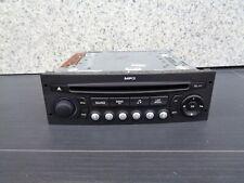 Peugeot 307 3008 5008 207 Citroen C2 C3 Berlingo RD4 Radio CD MP3 Player +CODING