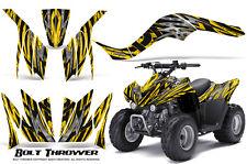 KAWASAKI KFX 90 2007-2012 GRAPHICS KIT CREATORX DECALS BOLT THROWER Y