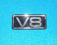 1997 1998 1999 Ford Taurus SHO Sedan ORIGINAL OEM FRONT FENDER V8 EMBLEM BADGE