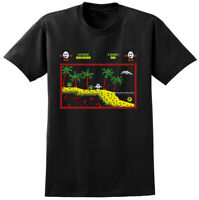 Dizzy Computer Game Inspired T-shirt - C64 Spectrum Amiga Amstrad 80s Gaming