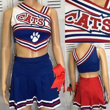 Real Cheerleading Uniform Cats Adult Sm