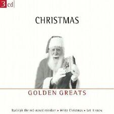 Christmas-Golden greats Bing Crosby, Frank Sinatra, Woody Herman, Dick .. [3 CD]