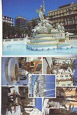 lot 2 cartes postales  - vierges a ecrire - Toulon -