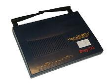 DrayTek Vigor 2600VG ADSL+ VoIP Router/54 Mbps WLAN                          *23