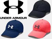 Under Armour Men's Classic Baseline Cap Buckle Light Hat - FREE SHIP- 1351409