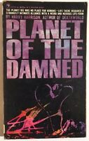 PLANET OF THE DAMNED by Harry Harrison (1962) Bantam pb