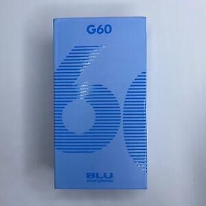 "BLU G60 6.1"" HD+ Infinity Dual-SIM 64GB GSM Smartphone, 3GB RAM, Unlocked, Red"