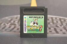 BOKUJOU MONOGATARI GB 2 (MOISSON MOON 2) GAME BOY COULEUR JAP JP JPN GBC GAMEBOY