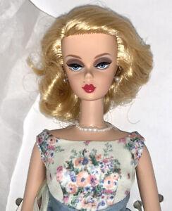 MAD MEN Betty Draper Barbie Silkstone Fashion Model Collection GOLD Label 60's