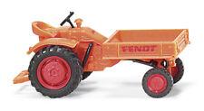Wiking 089941 - 1/87 Fendt Geräteträger - Orange - Neu
