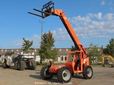 2014 Jlg Skytrak 6042 6,000Lb 42' Telescopic Reach Forklift Telehandler bidadoo