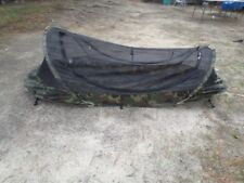 New Catoma Adventure Shelters Pop-Up Bed Net System Woodland Camo