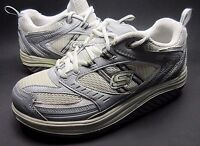 SKECHERS SHAPE UPS WOMENS ATHLETIC SNEAKERS WALKING SHOES SIZE 8 MEDIUM WIDTH
