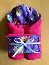 Frozen Hooded Towel & Wash Cloth