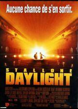 affiche du film DAYLIGHT 120x160 cm