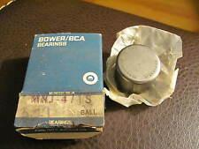 Bower/Federal-Mogul Mnj-471S Ball Bearing