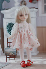 Forest Style Flower Lace Dress/Outfit For BJD Yosd 1/6 SD DOD DD Doll Clothes