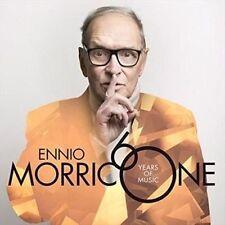 Ennio Morricone 60 Years of Music 2016 Compilation CD DVD New/ Digipak