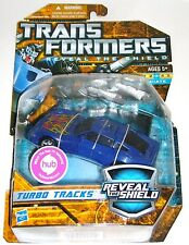 Transformers Generations RTS TRACKS Reveal The Shield G1-style Action Figure