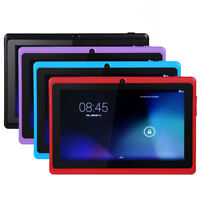 1pcs Tablet PC Android 4.2 Dual Core Camera 1.5GHz 16GB New Multi_Color 7""