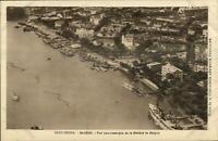 Saigon Vietnam Indochina Indo-Chine Aerial View c1910 Postcard