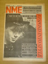 NME 1983 APRIL 9 KEN LIVINGSTONE RAY CHARLES BO DIDDLEY