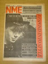 NME 1983 APRIL 9 KEN LIVINGSTONE RAY CHARLES BO DIDDLEY