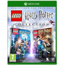 Lego Harry Potter Sammlung Videospiel für Xbox One Konsole Neu Versiegelt Marke
