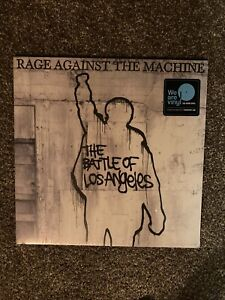 Rage Against the Machine  - The Battle Of Los Angeles - New Vinyl LP - Sealed.
