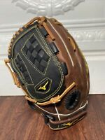 "Mizuno Classic Series Fastpitch Softball Glove 12.5"" Left-Handed Thrower NEW"