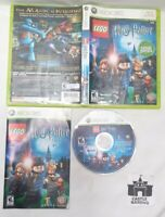 LEGO Harry Potter: Years 1-4 Xbox 360 TESTED DISC CIB COMPLETE FAST TRACKED SHIP
