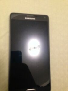 Samsung Galaxy Note 4 SM-N910X Black Live Demo Unit No Network For Parts Only
