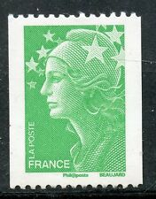 STAMP / TIMBRE FRANCE  N° 4239 ** MARIANNE DE BEAUJARD / ROULETTE