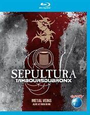 Sepultura - Metal Veins (Blu-ray, 2014)