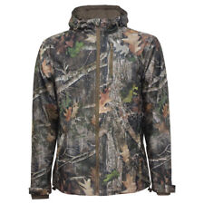 8dbb72183a862 Ex Mossy Oak Big And Tall Unisex Waterproof Jacket For Hunting, Fishing  Outdoor