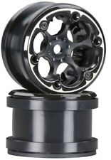 NEW Axial XR10 VWS 2.2 Competition Beadlock Wheels (2) AX08061
