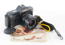 Canon T70 35mm Film SLR Camera with Canon 35-70mm f/3.5-4.5 Lens (4645R)