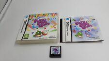 Jeu Nintendo DS Puzzle Bobble Galaxy complet