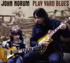 Norum, John - Play Yard Blues - CD - New