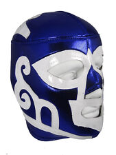 Huracan Ramirez (pro-fit) Adult Mexican Lucha Libre Wrestling Mask - Blue