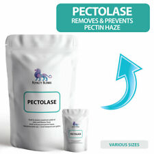 PECTOLASE for Home Brew Removes Haze & Pectin From Wines - Pectic Enzyme
