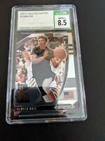 LaMelo Ball 2020 Panini Prizm DP #3 Rookie Card RC CSG 8.5 NM/Mint+