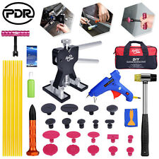 US Paintless Dent Repair Removal PDR Dent Lifter Puller T Bar Hammer Tools Kits